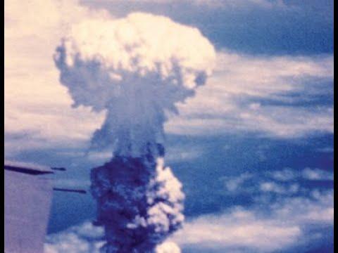 Third Atomic Bomb Attack - Japan 1945