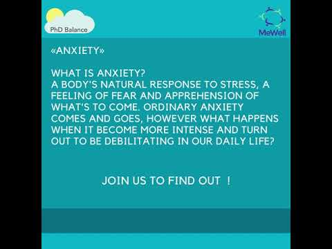 Roundtable on Anxiety