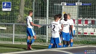 A-Junioren - 4:2 - Andreas Müller - FC Astoria Walldorf gegen Offenburger FV