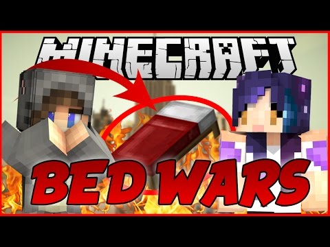 OMG LAUREN NO! - Minecraft: Bedwars - W/LaurenZSide