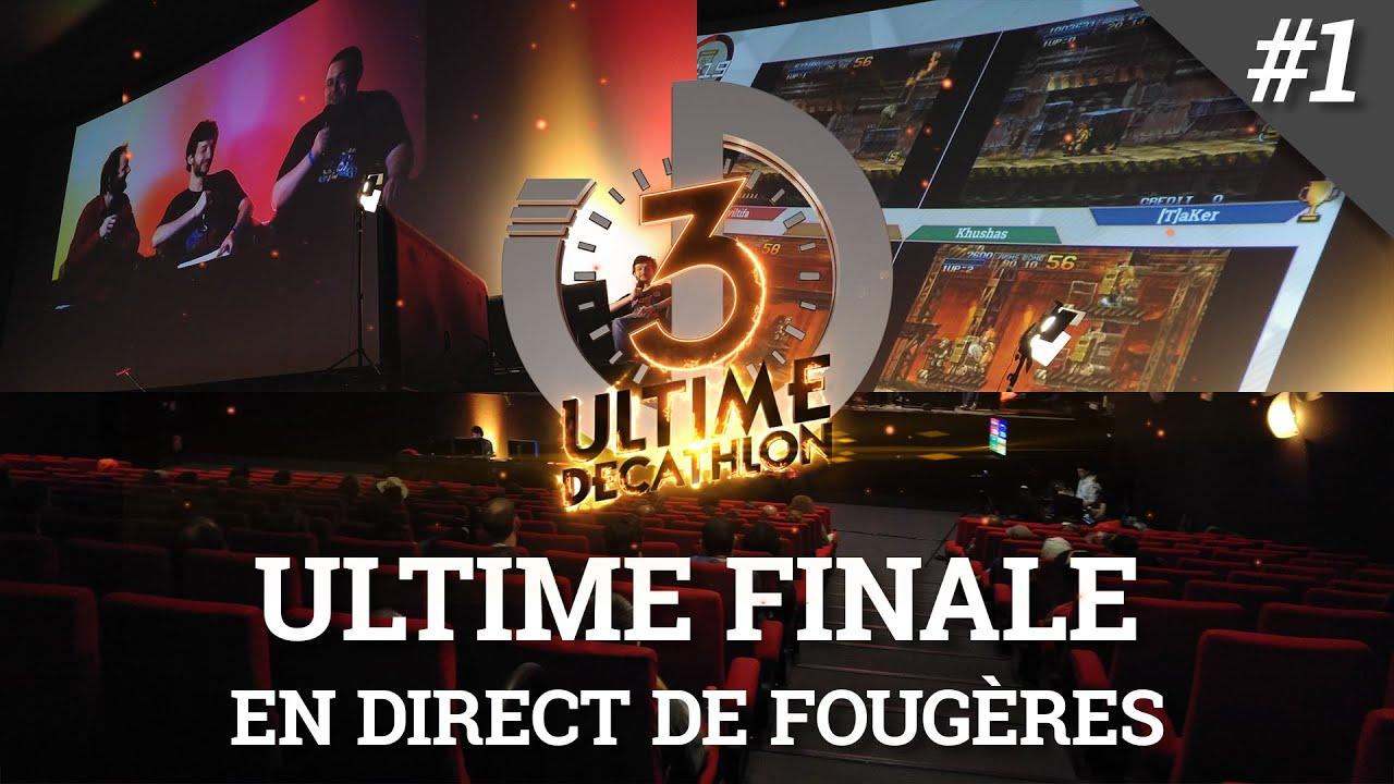 Ultime Décathlon 3 - Ultime Finale 1/2