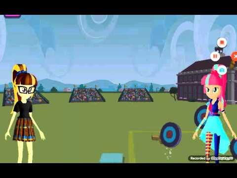 Игры эквестрия герлз 2 радужный рок