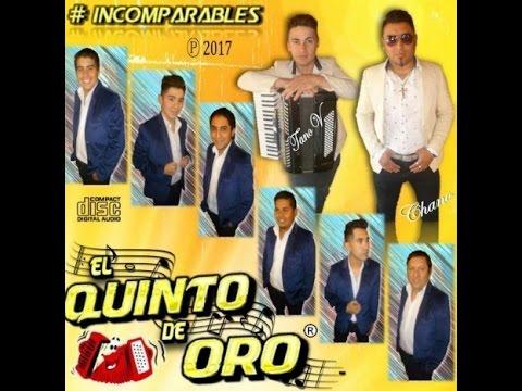 EL QUINTO DE ORO 2017 CD COMPLETO Incomparables