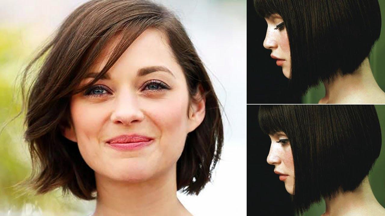 Corte de pelo corto mujer tutorial