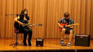 Wings Made of Stone by Vanessa Hurtado (Original Song)