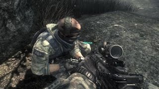 Call of Duty® Ghosts trolling bots