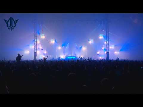 Rebirth Festival 2013 - Frequencerz playing Rebirth 2011 anthem
