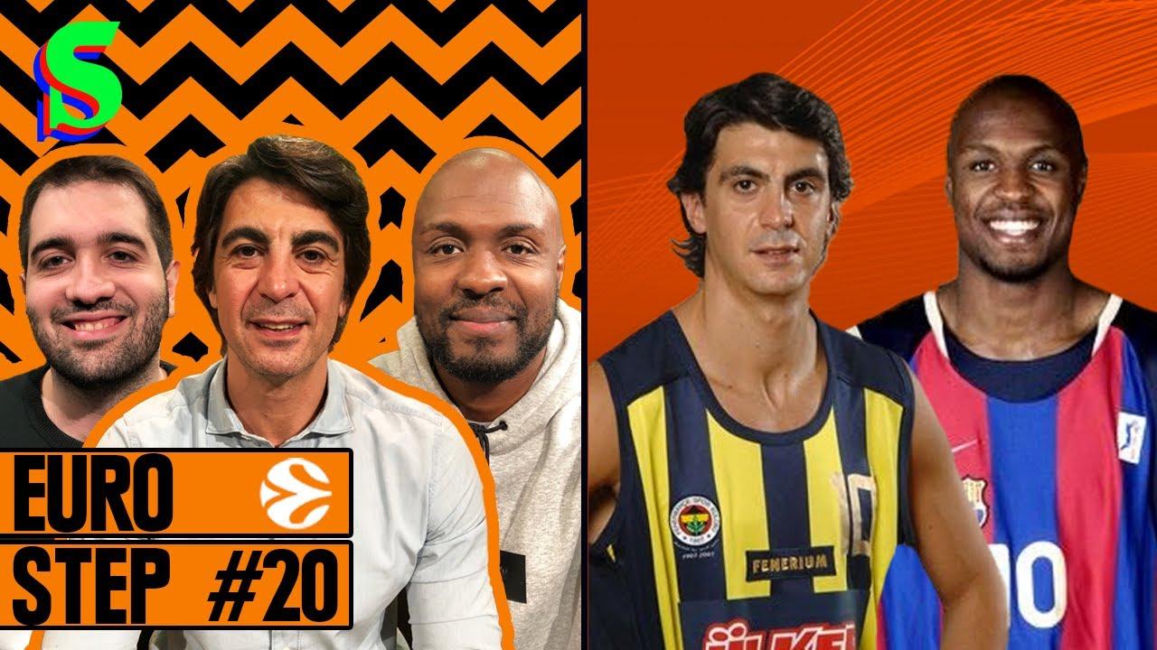 90'lar Basketbolu, Abdul-Rauf, Obradovic, Naumoski, Sigalas, Müürsepp I EuroStep #20