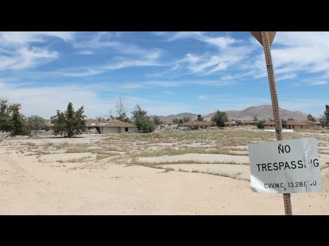 ABANDONED - Air Force Base - George AFB