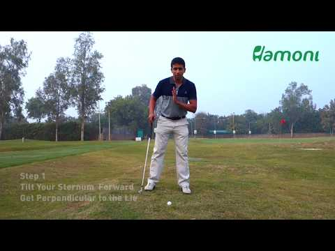 Learn Golf: Playing a Downhill Lie