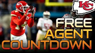 Chiefs Countdown to NFL Free Agency and NFL Draft - Rumors Q&A | Kansas City Chiefs News NFL 2020