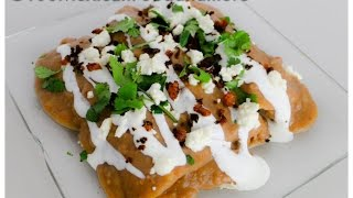 Beans Enchiladas (enfrijoladas) Authentic Mexican Food
