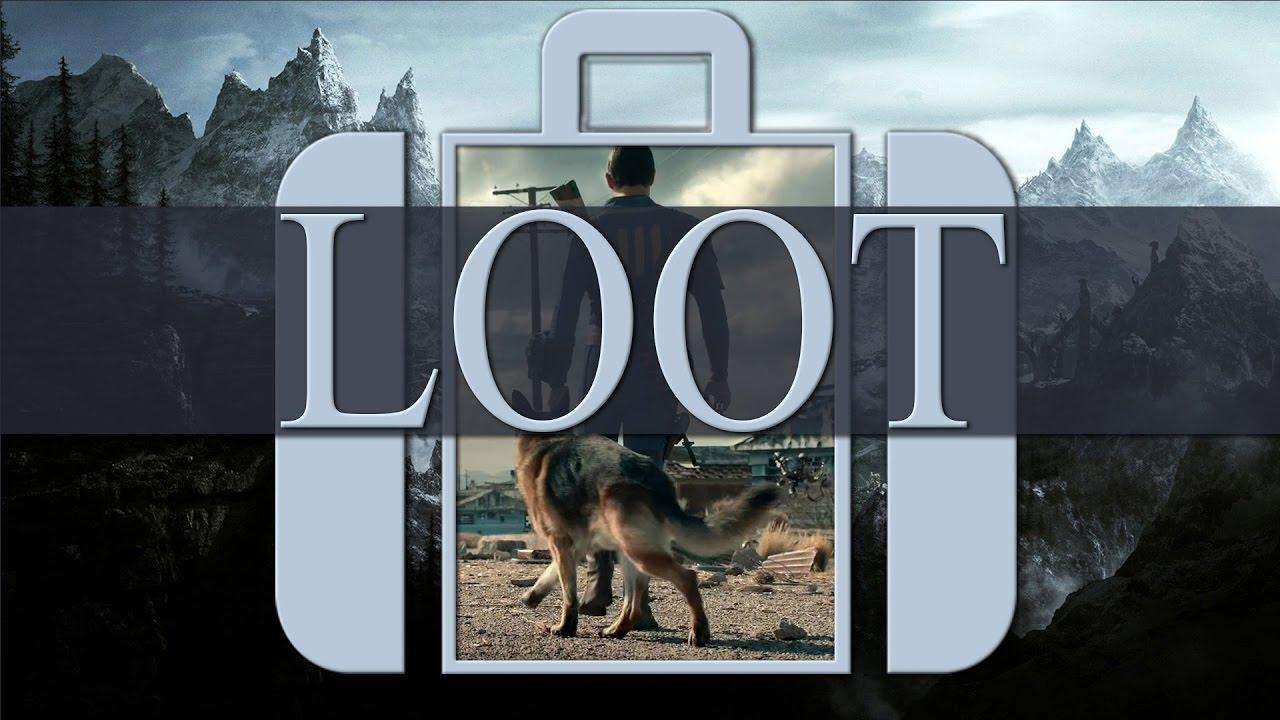 LOOT : Load Order Optimisation Tool