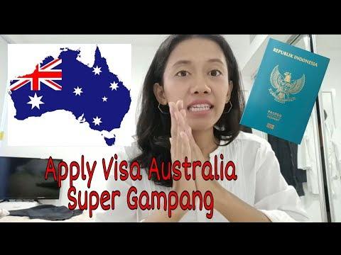 PENGALAMAN APPLY VISA TURIS AUSTRALIA SUBCLASS 600