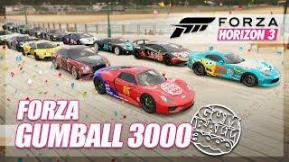 Video Forza Horizon 3 - 2018 Gumball 3000! (Surfer's Paradise to Byron Bay) download MP3, 3GP, MP4, WEBM, AVI, FLV Agustus 2018