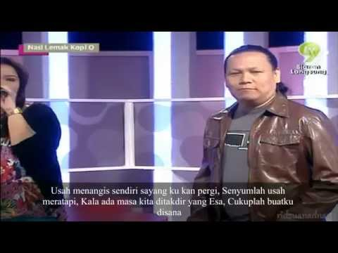 Mafa ft Ronnie - Buatku Disana (LIVE) OST Seindah Sakura TV3