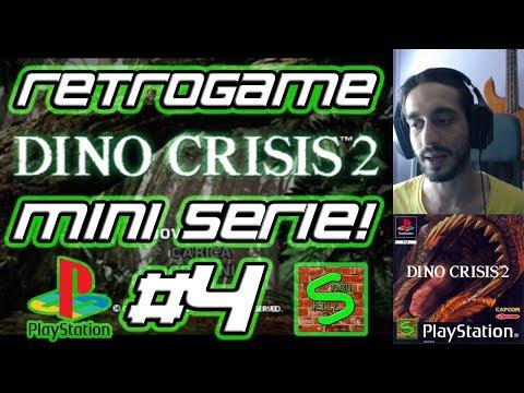 🐢 RIPARIAMO NAVE CON UNA BATTERIA CHE NEMMENO MACGYVER!🔋 [Dino Crisis 2 ITA] [psx]