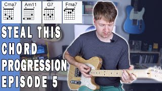 Steal This Chord Progression   Episode 5   Chords For Math Rock amp Midwest Emo