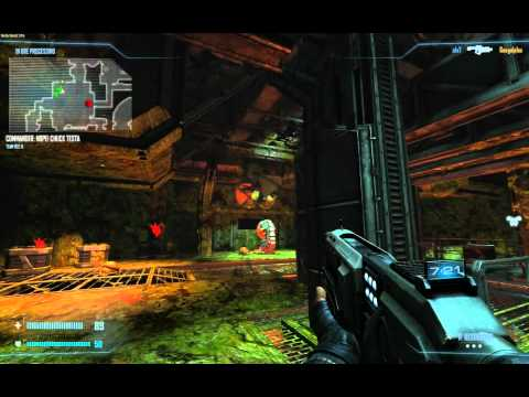 Playing as marine in NS2 public