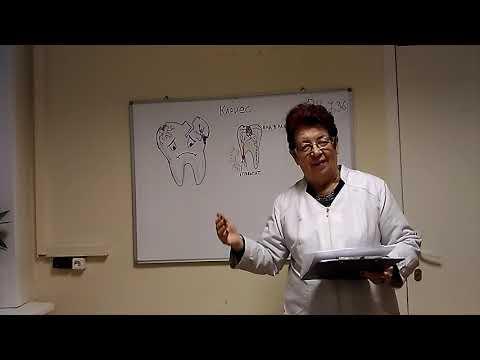 Кариес зубов. Лекция Михайловой Р. И
