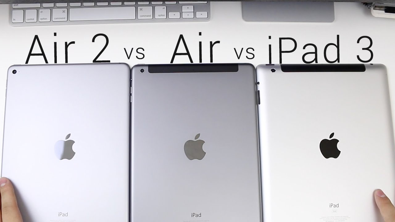 iPad Air 2 REVIEW and UNBOXING (GOLD) - YouTube