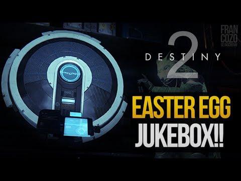 Destiny 2 - EASTER EGG JUKEBOX E PAUL MCCARTNEY!! - ( Beta )