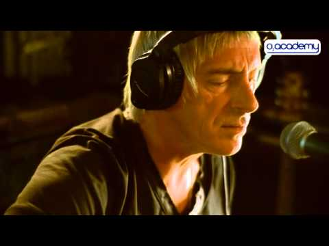 Paul Weller: 'Wild Wood' Live Session
