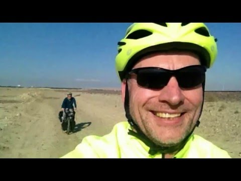 Miri & Chris on the Bike: Iran & Persian Gulf