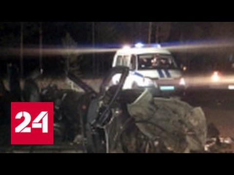 В Бурятии иномарка столкнулась с маршруткой: двое погибших, 11 пострадавших