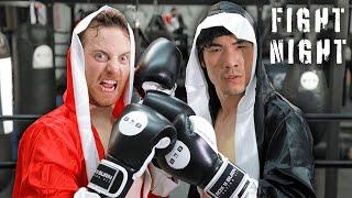 Eugene Vs. Ned // Keith Vs. Zach FULL FIGHT