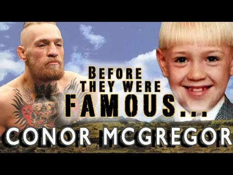 Thumbnail: Conor McGregor - Before They Were Famous