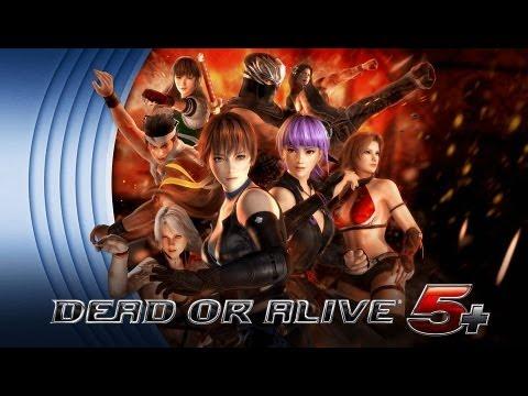 DEAD OR ALIVE 5 (FilmGame Complet HD Fr)