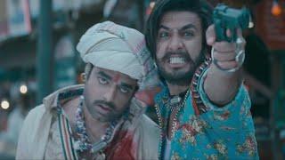 Ranveer Can't Watch His Brother Die | Goliyon Ki Rasleela Ram-Leela | Ranveer Singh & Deepika