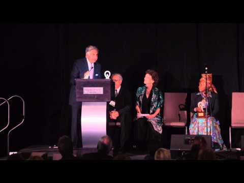 University for a Night 2015: Ratan Tata receives David Rockefeller Bridging Leadership Award