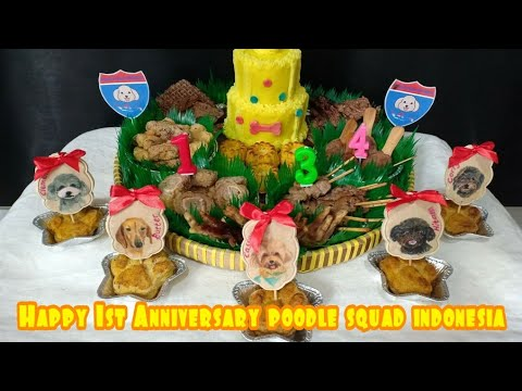 1st Anniversary POODLE SQUAD INDONESIA