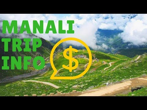 Travel Manali - Guide and information