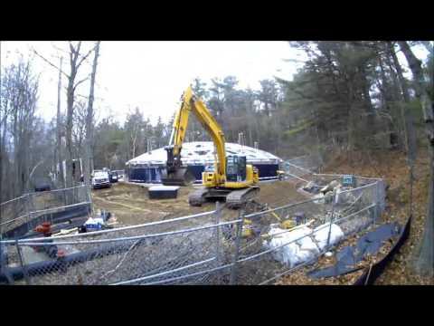 Milton, Massachusetts Aquastore Time Lapse Construction
