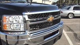 Custom 2011 Chevrolet Silverado 2500 LTZ  at Don Hattan Chevrolet