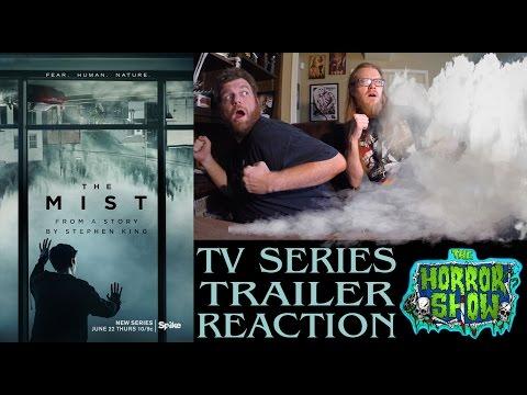 """The Mist"" 2017 Stephen King Spike TV Series Trailer Reaction - The Horror Show"
