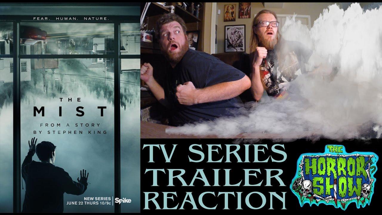 """The Mist"" 2017 Stephen King Spike TV Series Trailer ..."