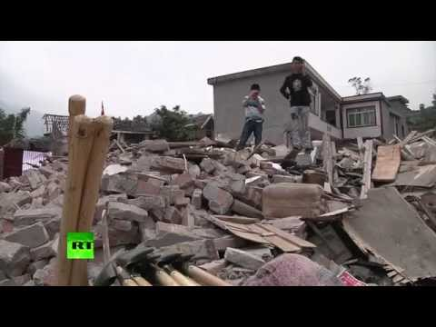 UPDATE CHINA 2013 QUAKE in Sichuan: RESCUE efforts continue.