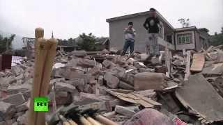 UPDATE CHINA 2013 QUAKE in Sichuan: RESCUE efforts continue.
