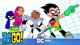 видео: Teen Titans Go! Россия | Невероятные Суперспособности Титанов! | DC Kids