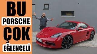 Bir Porsche sizi ne kadar eğlendirebilir ? | Test Porsche 718 Cayman 2018