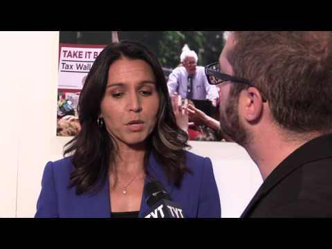 Rep. Tulsi Gabbard Responds To DNC/Hillary Clinton Memos