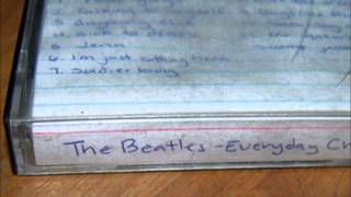 The Beatles - Talking To Myself (Everyday Chemistry)