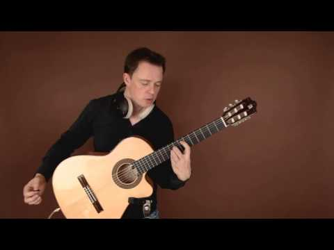 Easy, open chords that sound great - Fusion Flamenco Lesson 5