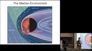 Dave Brain—MAVEN Measurements of Drivers, Response, and Escape