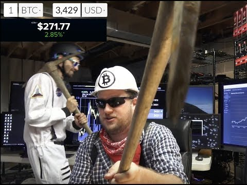 Bitcoin went Boom! - Digital Gold Live
