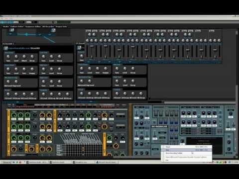 Créer votre musique électronique avec DarkWave studio (présentation)